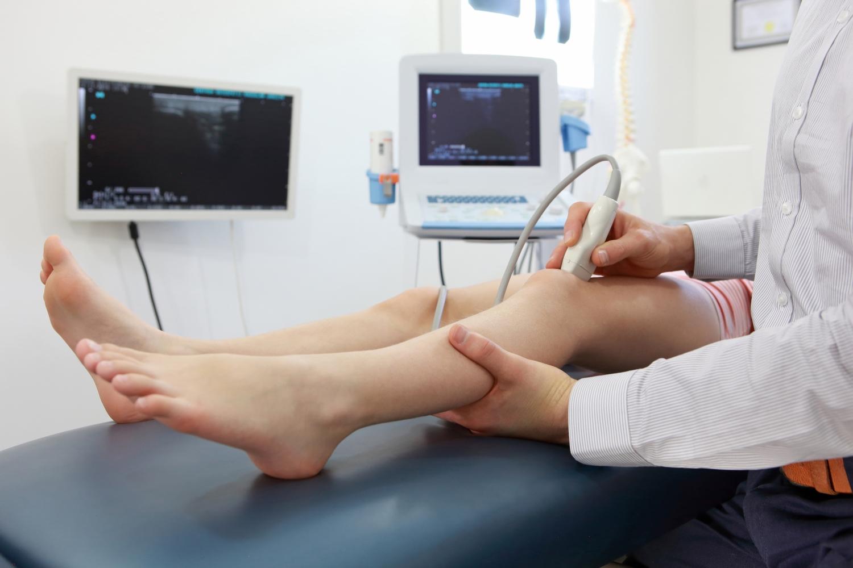 Wykorzystanie USG w leczeniu urazów