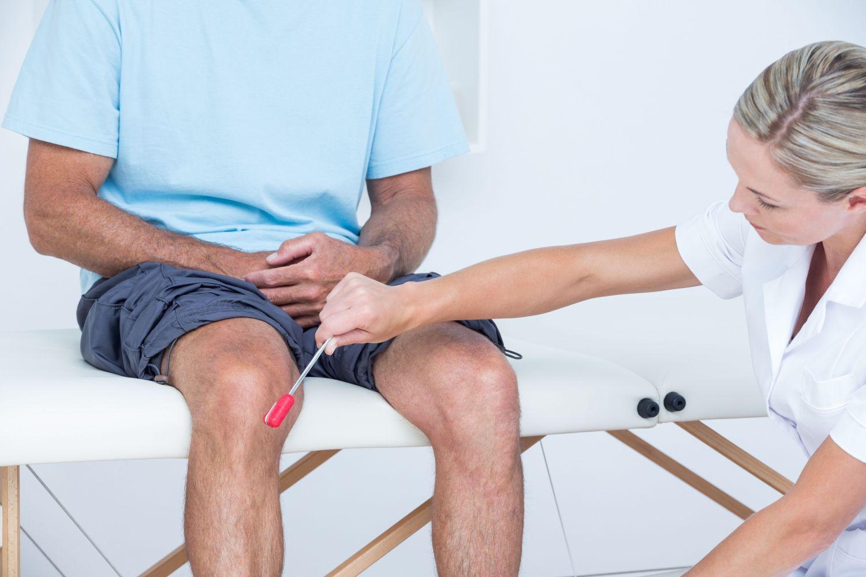 Zaburzenia czucia głębokiego  po urazach stawów kończyny dolnej 2