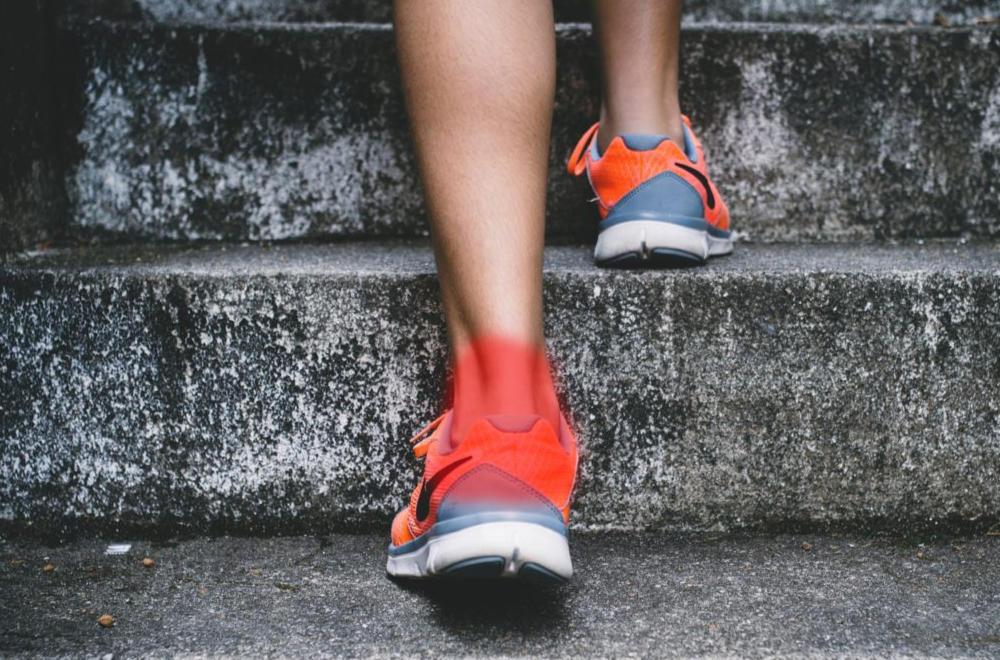 choroba haglunda severa u aktywnych sportowo dzieci